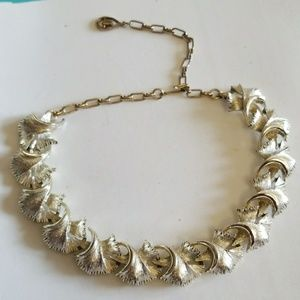 Vintage 1950's COLLAR necklace